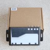 leitor fixo da freqüência ultraelevada RFID das relações da antena da sustentação quatro TNC de 860MHz-960MHz RJ45 ISO18000-6b/6c