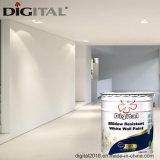 Revêtement de finition blanc mat numérique de la peinture de bois