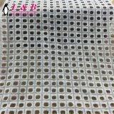 最上質の刺繍されたTcの綿織物