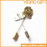 L'émail personnalisé métal or Épinglette avec Aiguille longue