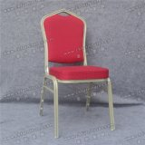 [يك-زل22-1] [شمبن] إطار ألومنيوم يكدّر معدن طباعة مأدبة كرسي تثبيت مطعم أثاث لازم