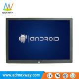 """Androïde 3G 4G WiFi Draadloze LCD Vertoning """"4 van het Frame van de Foto van 15 Duim Digitale: 3"""" HDMI (MW-1507WDPF)"""