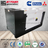 Los 60 Hz y 20kw Generador Diesel con dosel silenciosa 1la fase de salida de 120V.