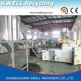 Plastique certifié par ce réutilisant la machine de granulation, ligne d'extrusion de granules de PVC