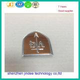 De Handelsnaam Plates&#160 van het Merk van de douane; Gepersonaliseerd Bureau Nameplate
