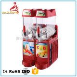 Lodo comercial de la máquina con 2 recipientes para la venta
