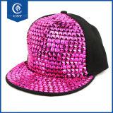 Шлем хмеля Unisex Snapback бейсбольной кепки письма молодости Twinkle Hip
