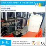 FLASCHEjerry-Dosen-Blasformen-Maschine der Qualitäts-12L Plastik