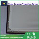 Xyscreen HK80B-Max2 150 дюймов 4K акустические прозрачных неподвижной рамкой проекционного экрана