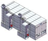 Herramientas mecánicas grandes del taller de la cabina de aerosol del carro del omnibus de BTD