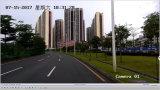 камера слежения иК PTZ сигнала 2.0MP HD ночного видения 30X 80m для полицейской машины