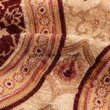 ホーム織物、ソファー、家具製造販売業の使用および100%Polyester物質的なソファーのシュニールのジャカードファブリック