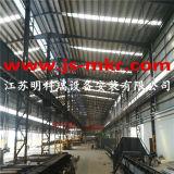 La instalación de un millón de toneladas de la línea de producción de barras