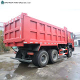 Sinotruk HOWO 25ton 30ton 10 바퀴 덤프 팁 주는 사람 트럭