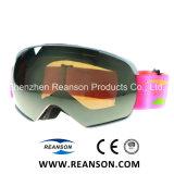 Nouveau Style Frameless conception facile Lentille changeable Lunettes de ski