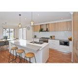 Kundenspezifischer moderner freier Entwurf Kraftstoffregler-Hauptmöbel-Küche-Schrank