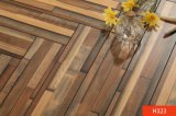 Herringbone Oak Real Wood Textures Laminate Flooring
