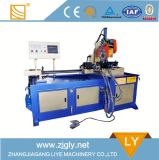 Автомат для резки круглой пилы металла питания Yj-425CNC автоматический Servo