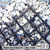 engranzamento de fio tecido galvanizado abertura de 38mm para a peneira de pedra