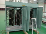 Caixa revestida galvanizada de Cabinate da distribuição elétrica do zinco da placa do metal aço feito sob encomenda