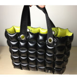 PVC膨脹可能な方法化粧品袋