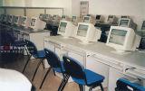 학교 가구 6-Seater 컴퓨터 테이블