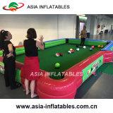 Snooker gonfiabile del passo della Tabella di raggruppamento dello snooker gonfiabile di gioco del calcio del gioco