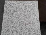 수상교회 백색 화강암 돌 층계 단계 보행 지면 도와 덮음 석판
