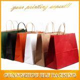 Sacs à provisions faits sur commande/sacs à provisions de papier
