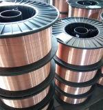 0.035銅の上塗を施してあるワイヤーが付いているミグ溶接ワイヤー