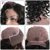 Yvonne New Style Human Virgin Hair 180% Density Laces Face Wig Bouncy Curl