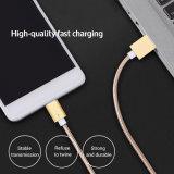 Cavo Braided del USB del micro del nylon magnetico per il iPhone di Xiaomi Huawei
