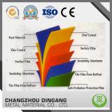 Tôle d'acier anticorrosive d'isolation thermique 0.3-0.7mm