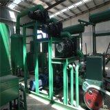 기계를 재생하는 기름 정화기 유형 이용된 엔진 기름