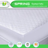 Size Bed洗濯できるPercaleのマットレスの保護装置の上層の倍の単一の極度の王