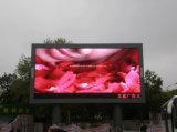 P6 옥외 RGB 발광 다이오드 표시 널 광고