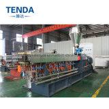 Parafuso de Twin Composição de granulação de plástico da Tenda da máquina extrusora