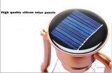 Großhandelslager-Solarlampe, kampierendes Licht, Zelt-Licht