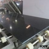 ホーム装飾の輝きの黒の人工的な石造りの水晶平板