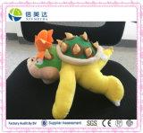 Jouet mou de peluche de tortue de dessin animé bourré par peluche