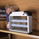 Elektrische UV LEIDENE van de Val van de Ongediertebestrijding van de Moordenaar van de Mug Lamp voor Restaurant