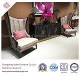 Modernistic Hotel-Möbel mit Vorhalle-hohem rückseitigem Stuhl (YB-717B)