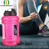 Портативный BPA Бесплатные пластиковые бутылки воды из PETG массой с контейнер