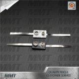 Kundenspezifischer 9V Batteriehalterung-Batterie-Verschluss mit Ni-Streifen