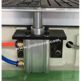 Máquina pneumática do router do CNC da mudança da ferramenta Xc300 para o cavamento de madeira da estaca