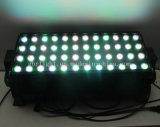 Piscina 60x 3 W RGB LED bañador de pared LED impermeable iluminación / la luz de la arandela