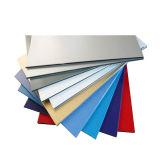 En el exterior de aluminio PVDF Panel Compuesto de uso de vallas de publicidad