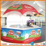 Populäres kundenspezifisches Firmenzeichen gedrucktes Abdeckung-Zelt