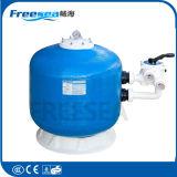 Filtro de agua comercial del RO de la piscina de arena del tanque comercial del filtro
