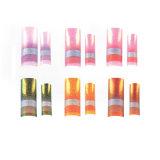 Banheira de venda de pregos falsos com ABS de alta qualidade para a arte de unhas, esmalte de Salão